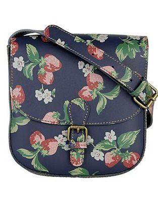 Strawberry Cross Body Bag