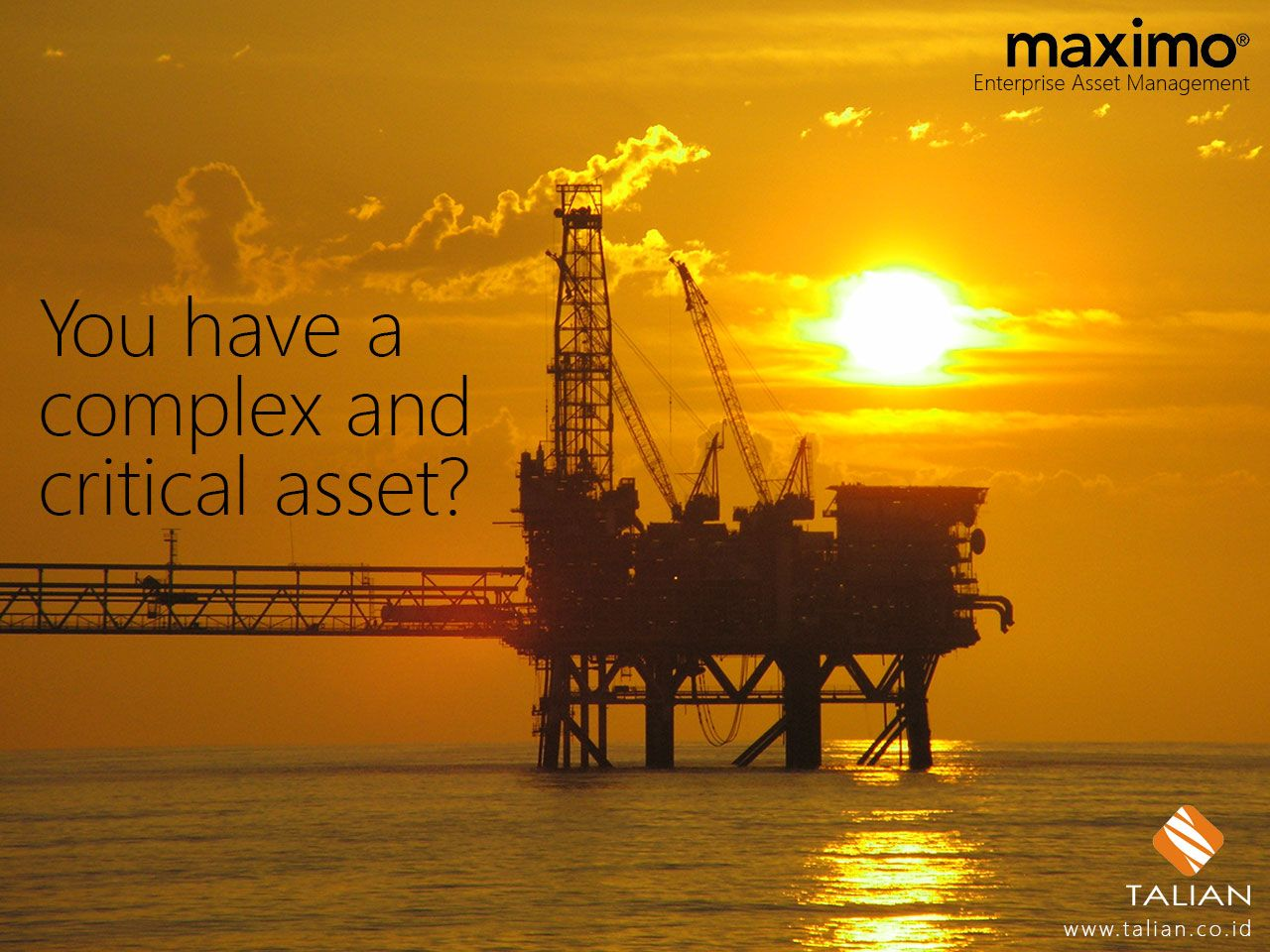 Achieve greater efficiency in assetmanagement by managing