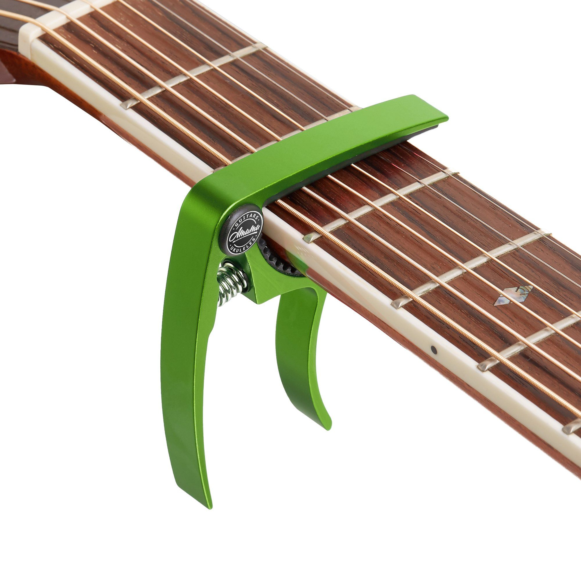 Amumu Fc10 Guitar Bass Capo 1 1 Oz Green Check Out This Great Product It Is Amazon Affiliate Link Guitarideas Guitar Capo Guitar Capos