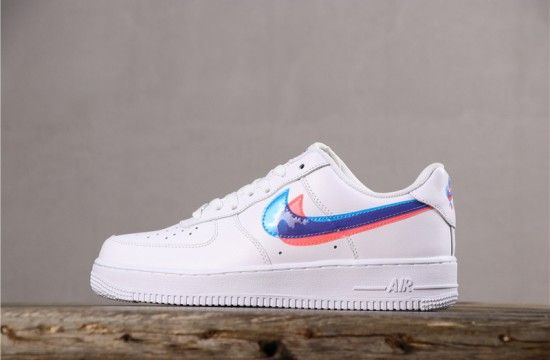 Nike Air Force 1 Low 3D Glasses White BV2551-100 | Nike air force ...