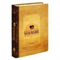 Biblia De Estudo Wiersbe Nvi Ouro Biblia Estudo Estudos