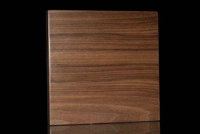 Walnut Wood Door Sample Of Custom Ikea Satin Finish Kitchen Cabinetskitchen
