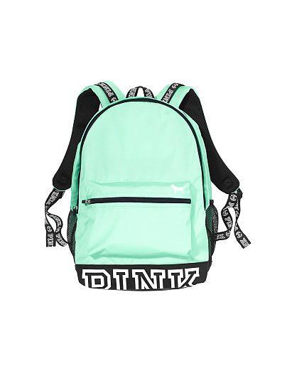 Campus Backpack - PINK - Victoria s Secret   cool   Pinterest ... f70f5c8002