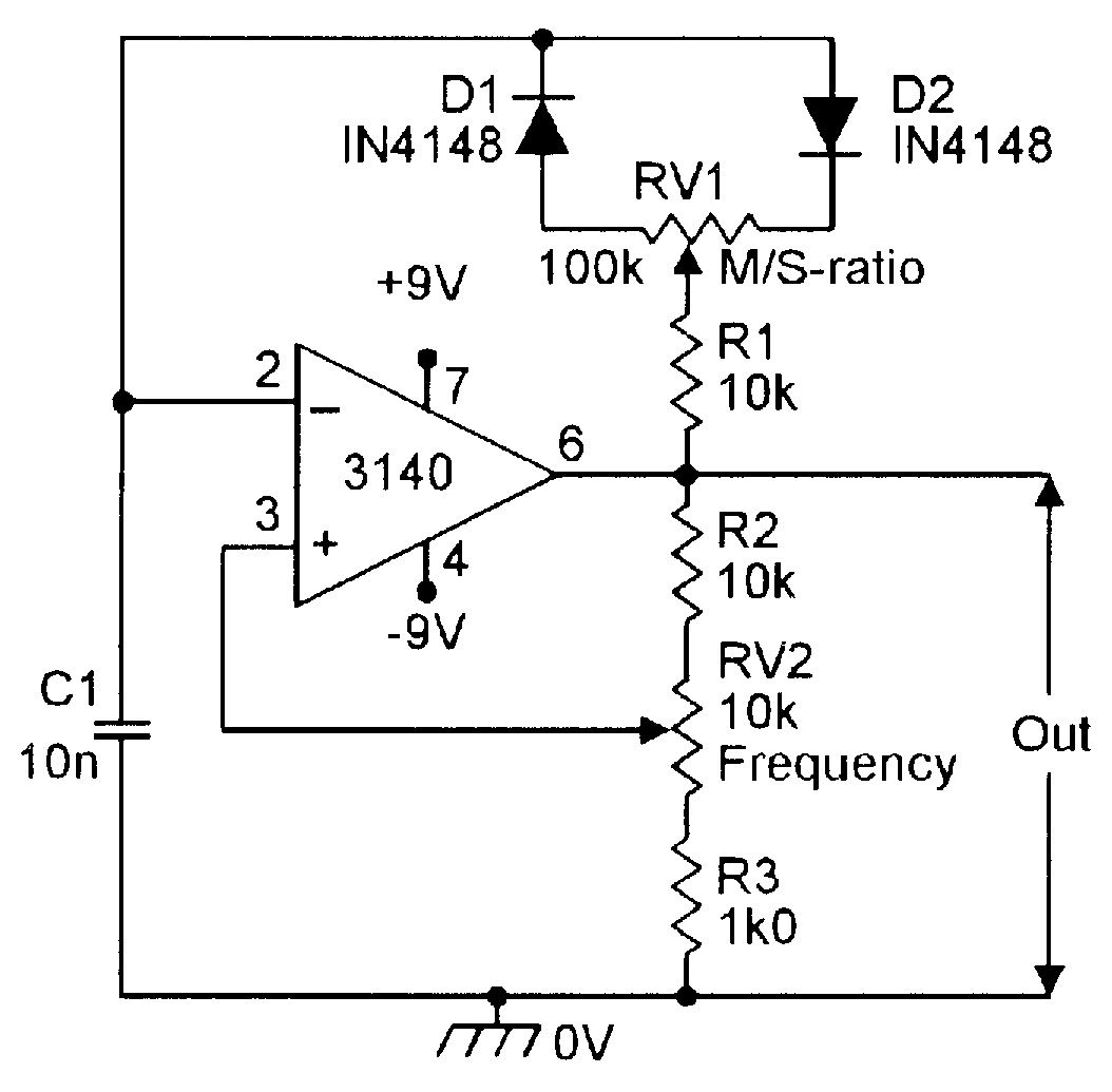 Op Amp Cookbook Part 3 Electronics Electronics Projects