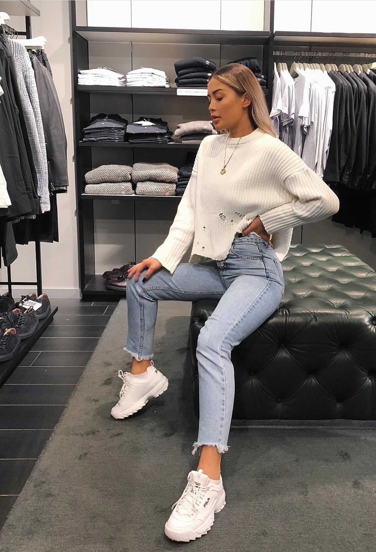 pinterest//hannahnickk | Style Pile | Sporty chic outfits ...