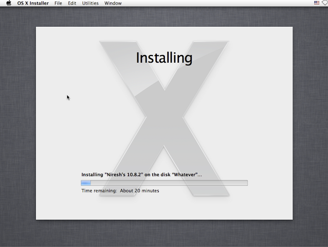 ONE: Tips y Trucos: Cómo instalar el sistema Mac OS X Mountain Lion en una PC con Niresh