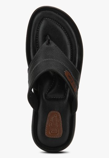 332a6a028df Pin by Mojib Rahman on mans sandal | Black slippers, Slippers, Leather  sandals