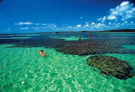 15 Destinos Para Visitar No Brasil Com Aguas Cristalinas Ilha De