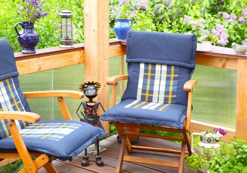 Gartenmobel Auflagen Reinigen Und Pflegen Gartenmobel Gartenstuhle Polster Reinigen
