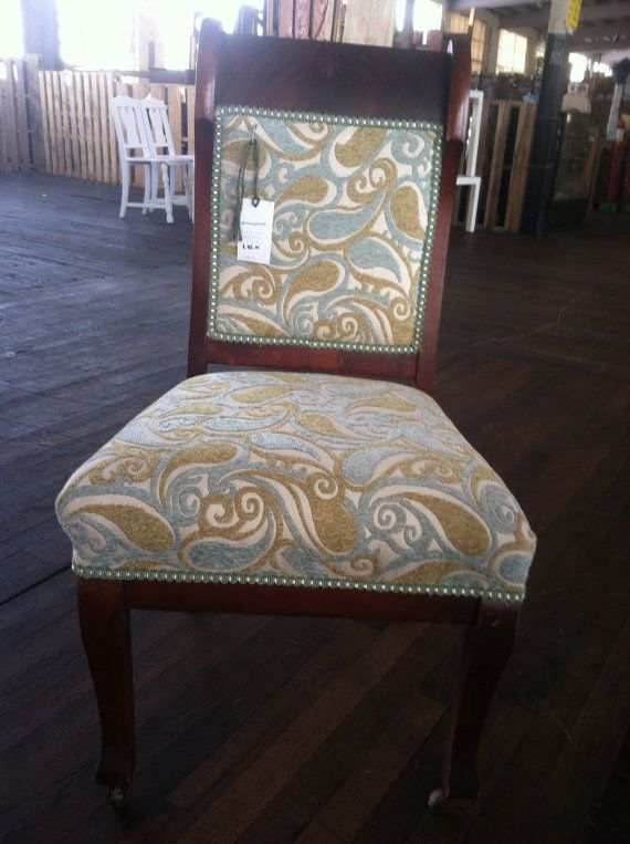 Eastlake chair by stitcherdodge on Etsy, $175.00  Classic Furniture ...