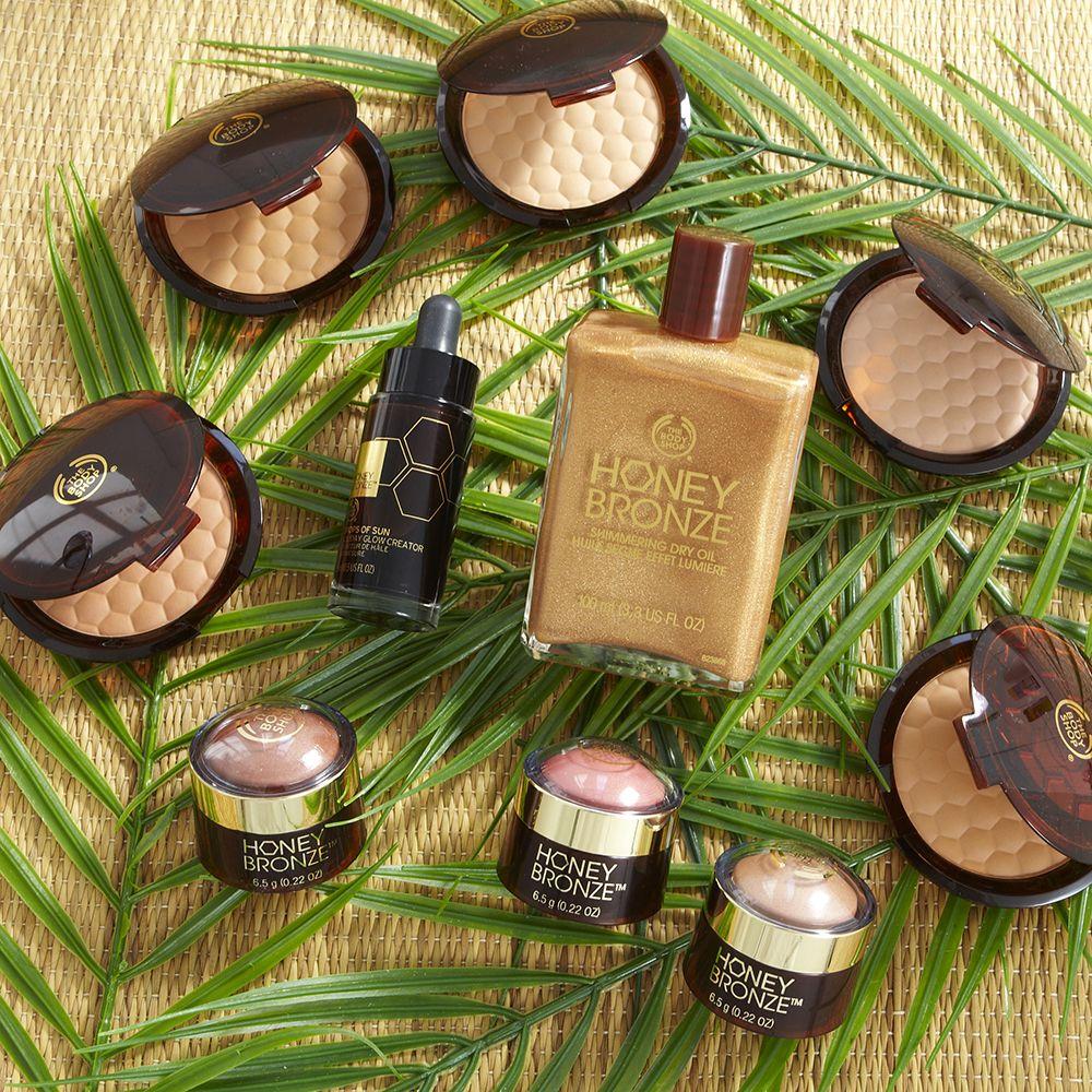 Honey Bronze™ Bronzing Powder Body shop at home, Body