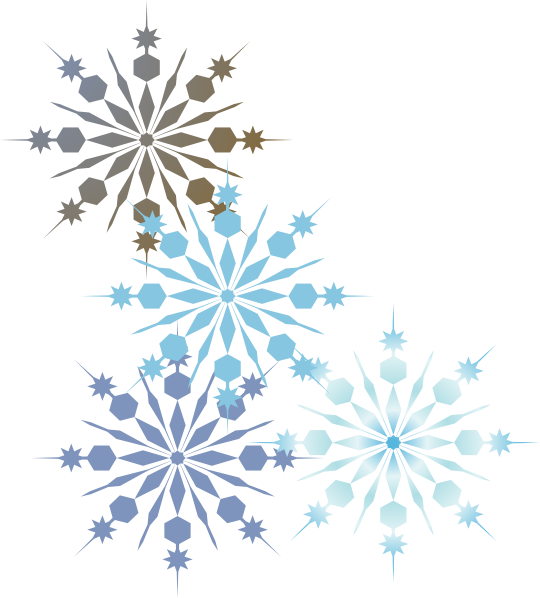 Image result for snowflake border transparent Abstract