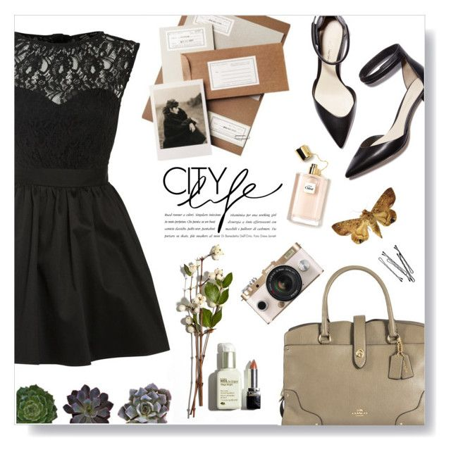 """City Life"" by rohmanqueen ❤ liked on Polyvore featuring мода, Elise Ryan, Coach, 3.1 Phillip Lim, Urban Outfitters и BOBBY"