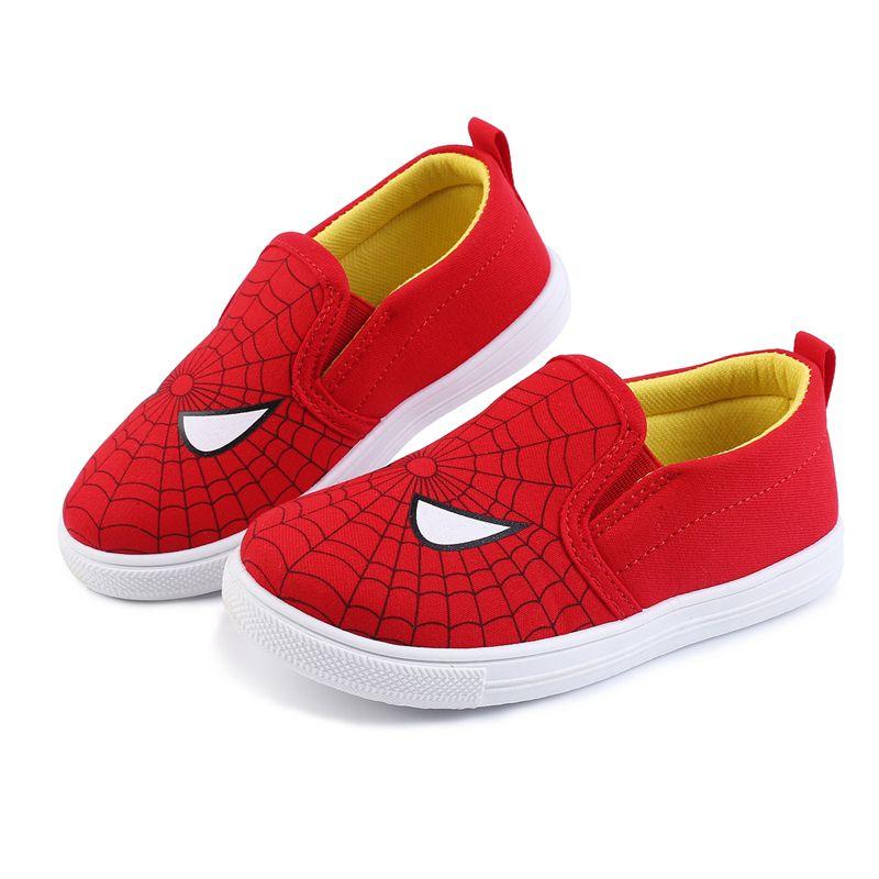 2019 Spiderman Superman Batman Sneakers Boys Girls Children Kids Casual shoes