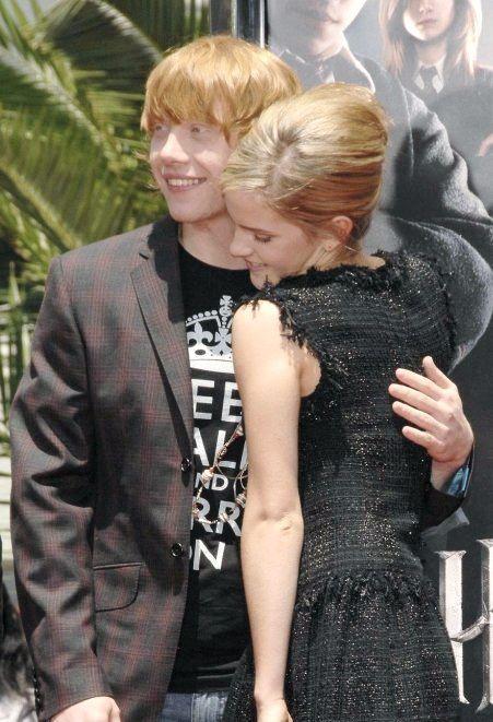 emma watson and rupert grint dating 2011