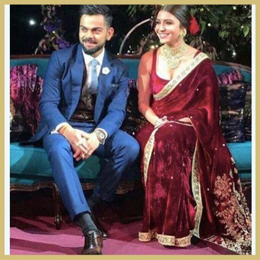 Virat Kohli Wedding.Anushka Sharma Virat Kohli Wedding Pics Myfashgram Bollywood