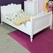 bopita belle doppelbett juniorbett 120 x 200 cm in wei kinderzimmer baby room pinterest. Black Bedroom Furniture Sets. Home Design Ideas
