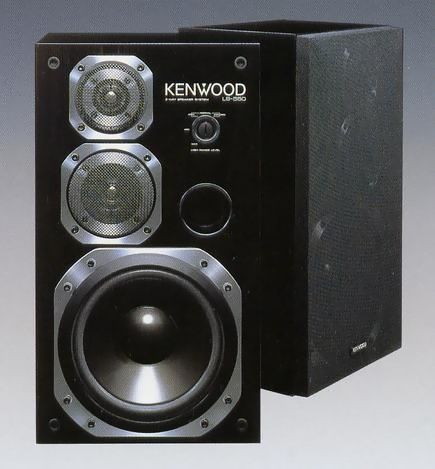 kenwood ls 550 1986 vintage speakers pinterest. Black Bedroom Furniture Sets. Home Design Ideas