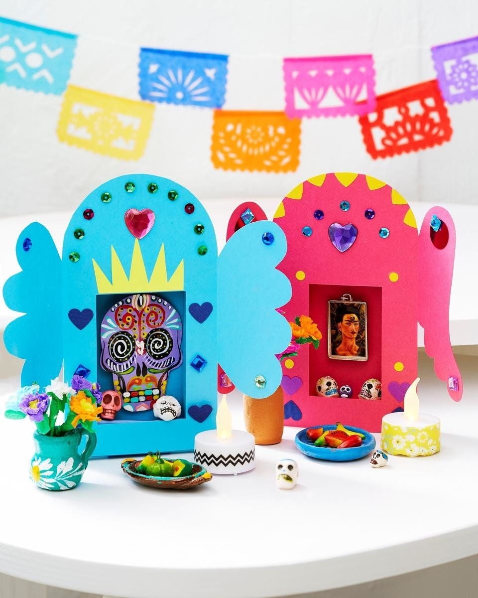 42+ Day of the dead crafts easy ideas in 2021