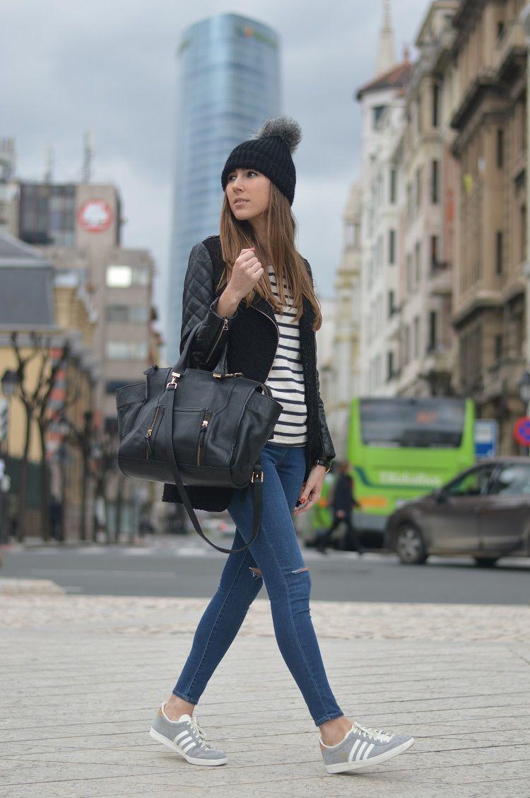 desayuno gritar estático  Silvia´s closet | Adidas outfit women, Casual outfits, Tennis clothes