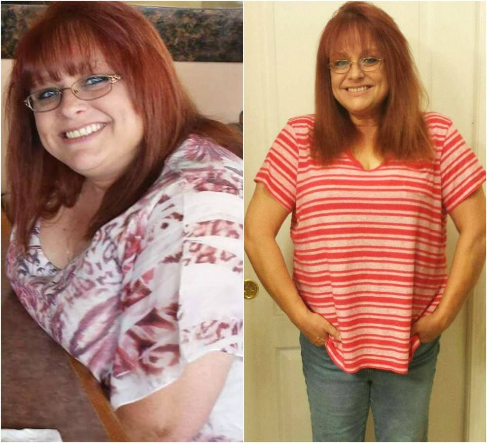 """Trim Healthy Mama Before & After: """"The first picture is ..."""