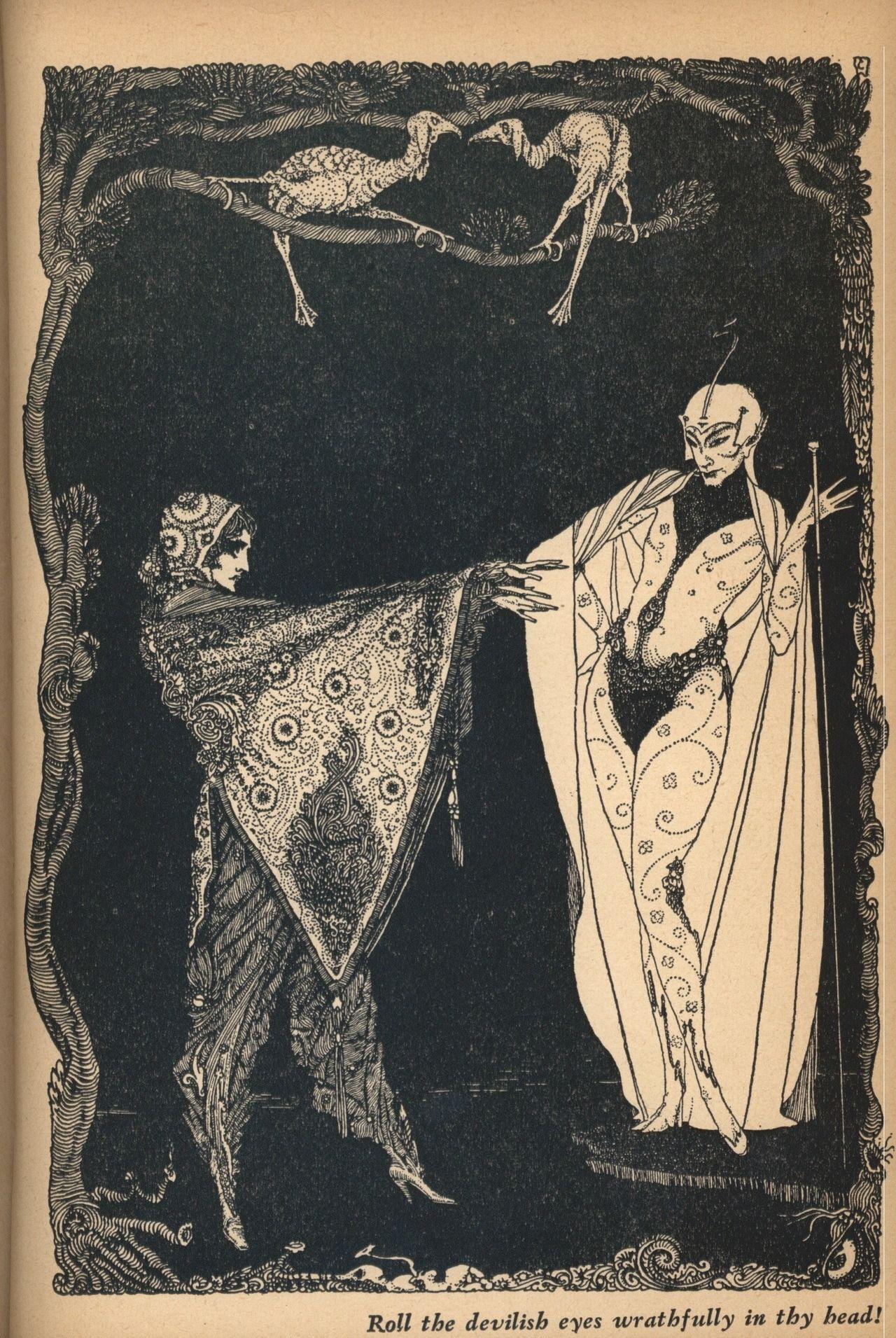 Pin Julie Darby Love Fairy Tales Harry Clarke