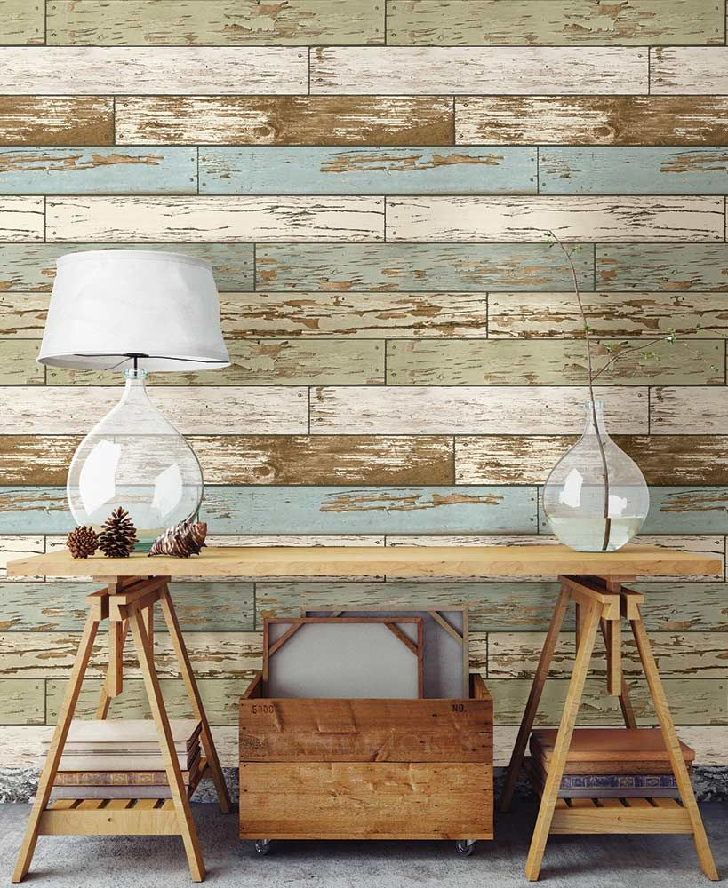 NuWallpaper Peel and Stick Wallpaper in Ideas for Hannah