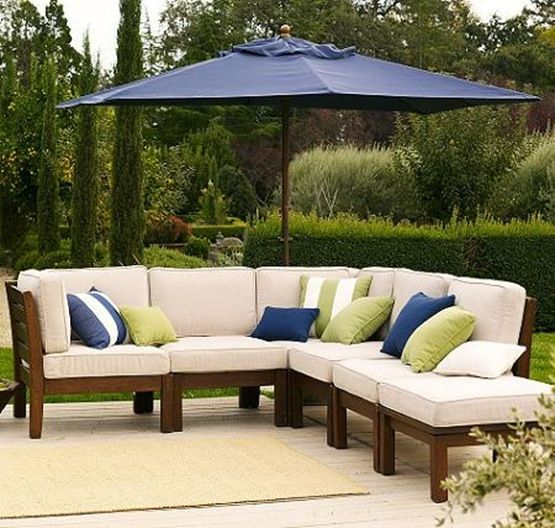 Muebles de madera para tu jard n 03 patio pinterest for Muebles de patio y jardin
