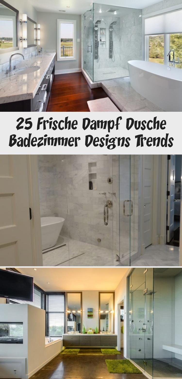 25 Frische Dampf Dusche Badezimmer Designs Trends Badezimmer Dampf Designs Dusche Frische Trends Dekoration B In 2020 Flat Screen Electronic Products
