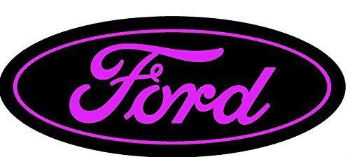 Ford Pink Logo Wrap Signarama Http Www Amazon Com Dp B00ov5g2vg