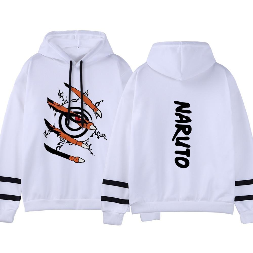 Fleece Hoodie Fashion Splicing New Sweatshirt (E)