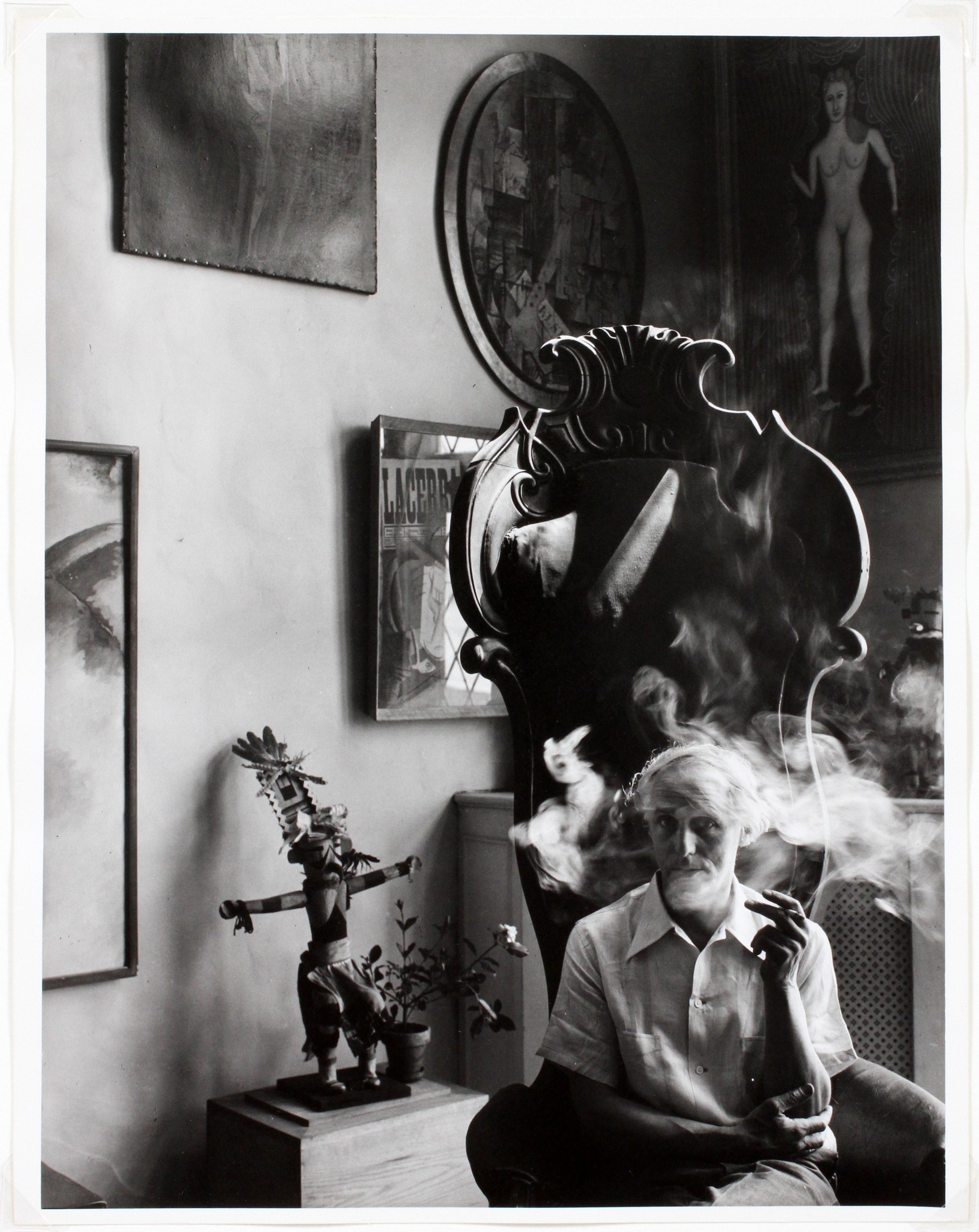 A Deep Dive Into Arnold Newman's Photography Style   Light