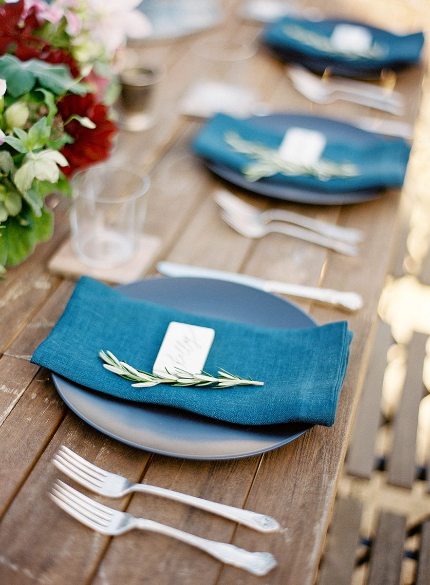 Sweet Summer Nights: A Santa Barbara Barbecue With Some Pottery Barn Love