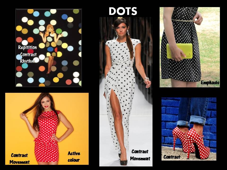 A Point Or A Dot Is The Most Basic Element Of Design Elements Of Design Fashion Principles Of Design