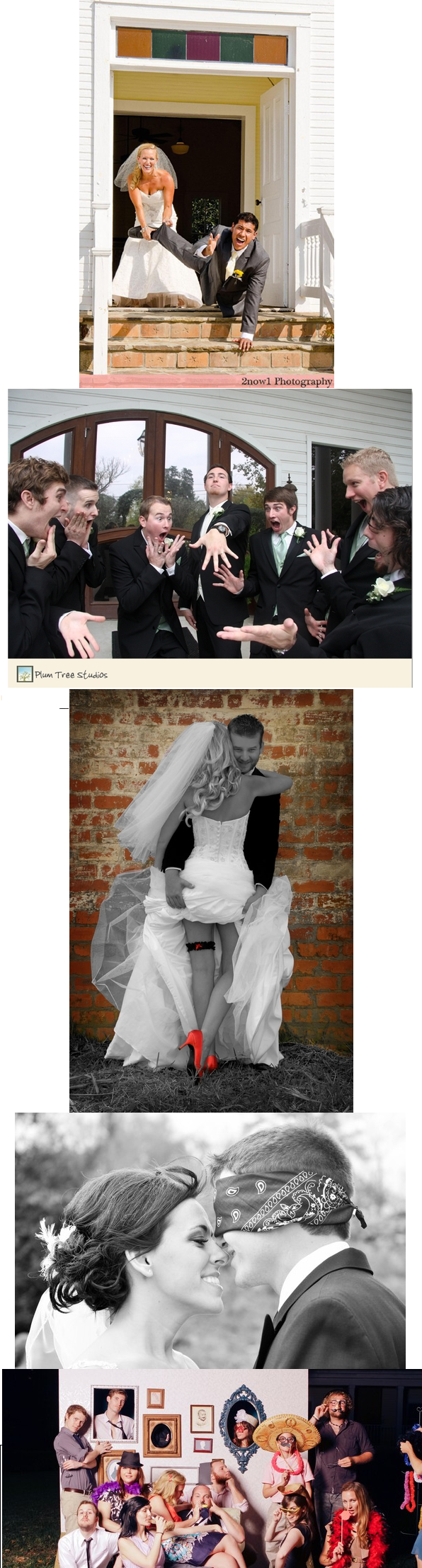 Love the photo of the groomsmen freaking out over the ring.