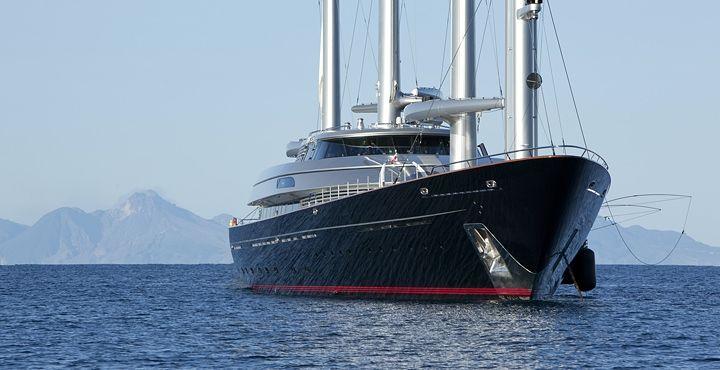 Maltese Falcon By Perini Navi Luxury Sailing Yachts Sailing Yacht Perini Navi