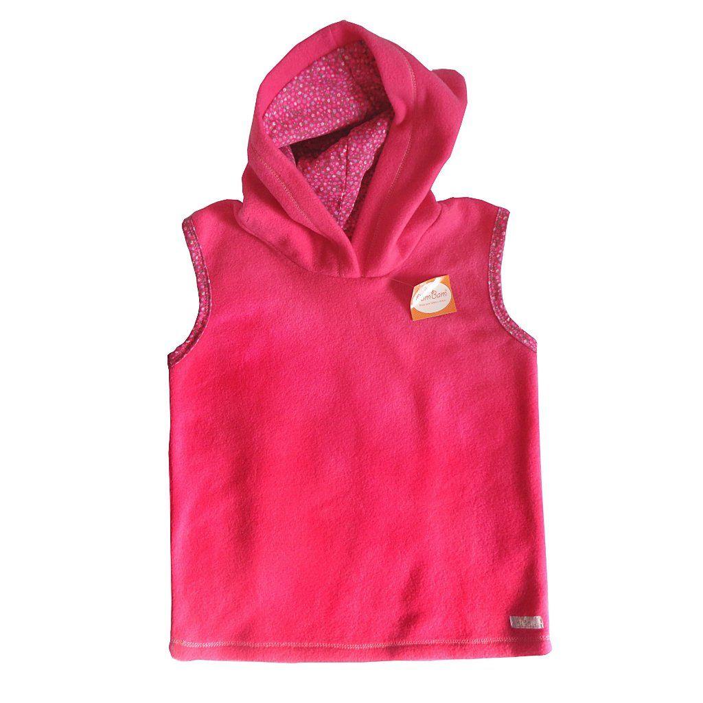 8f36358971 Chaleco polar rosa liberty niña-ropa para chicos y bebes ...