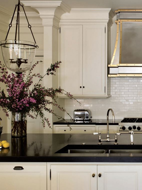 Modern Victorian By Wendy Posard Beautiful Kitchens