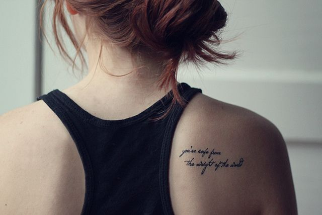 Get A Grip And Get Out I Love Ink Tattoos Tattoo Quotes