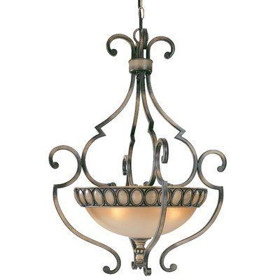 Classic Lighting Westchester 4 Light Bowl Pendant Classic Lighting Bowl Pendant Lantern Lights