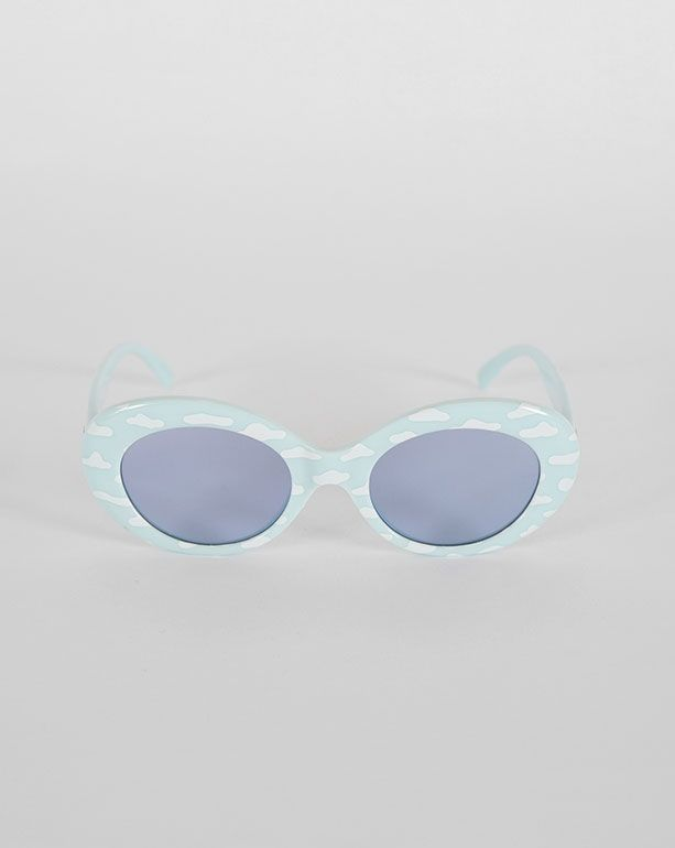a2343b233a Crap Eyewear The Love Tempo Sky Blue Cloud Sunglasses - View all - New In -  Womens
