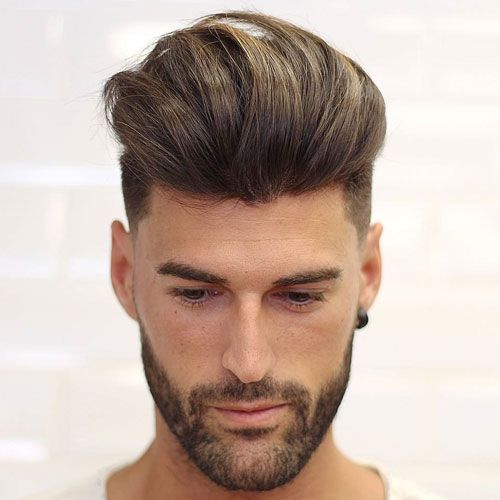 17 Quiff Haircuts For Men Best Hairstyles For Men Pinterest