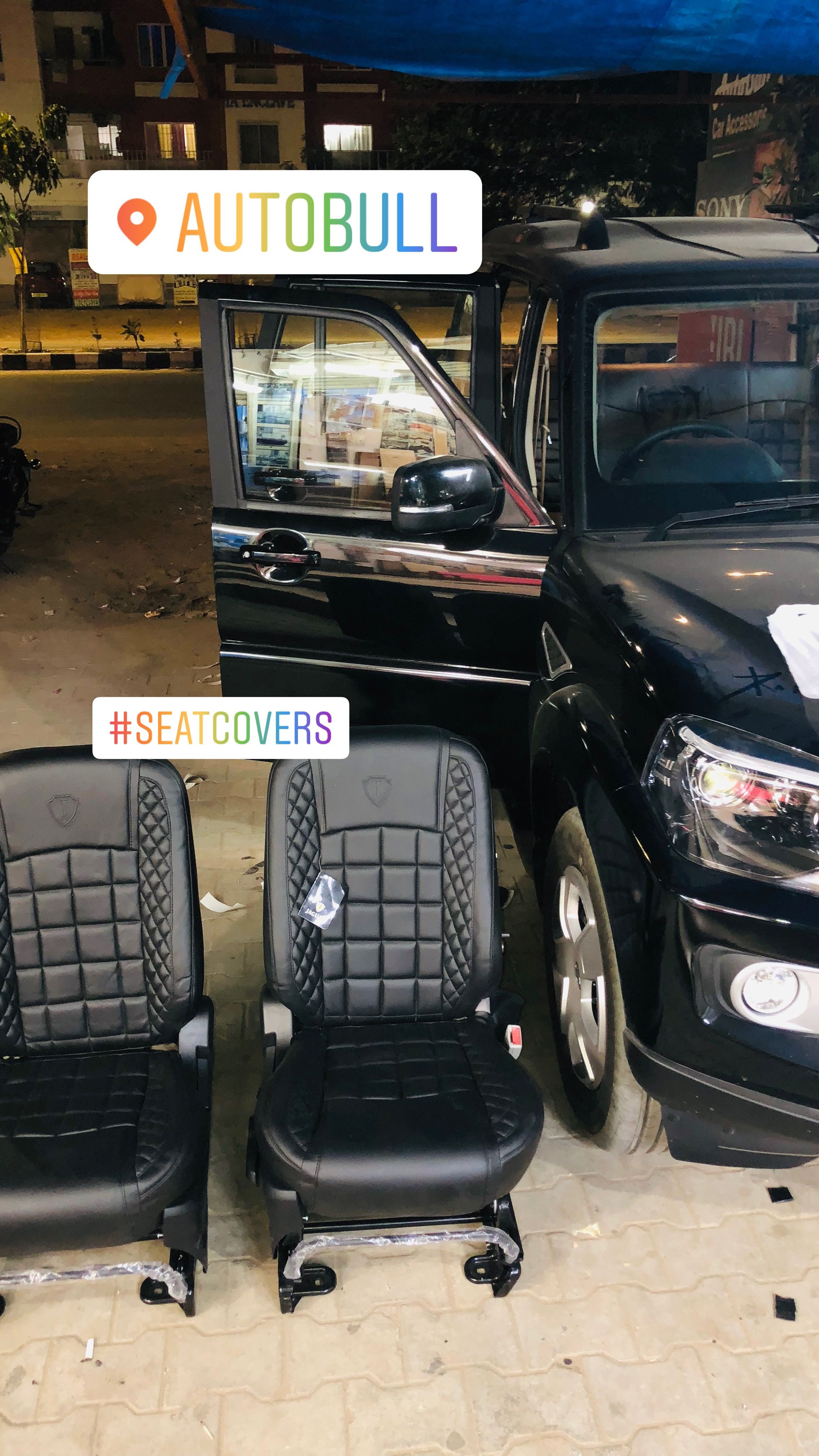 Brilliant Mahindra Scorpio Seatcover Car Seat Covers Vehicles Spiritservingveterans Wood Chair Design Ideas Spiritservingveteransorg