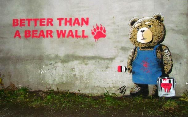 30 street art creations by JPS | Ufunk.net