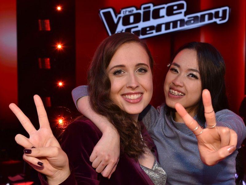 Detik Detik Kemenangan Claudia Emmanuela Santoso Di The Voice Of Germany 2019 The Voice Musik Final