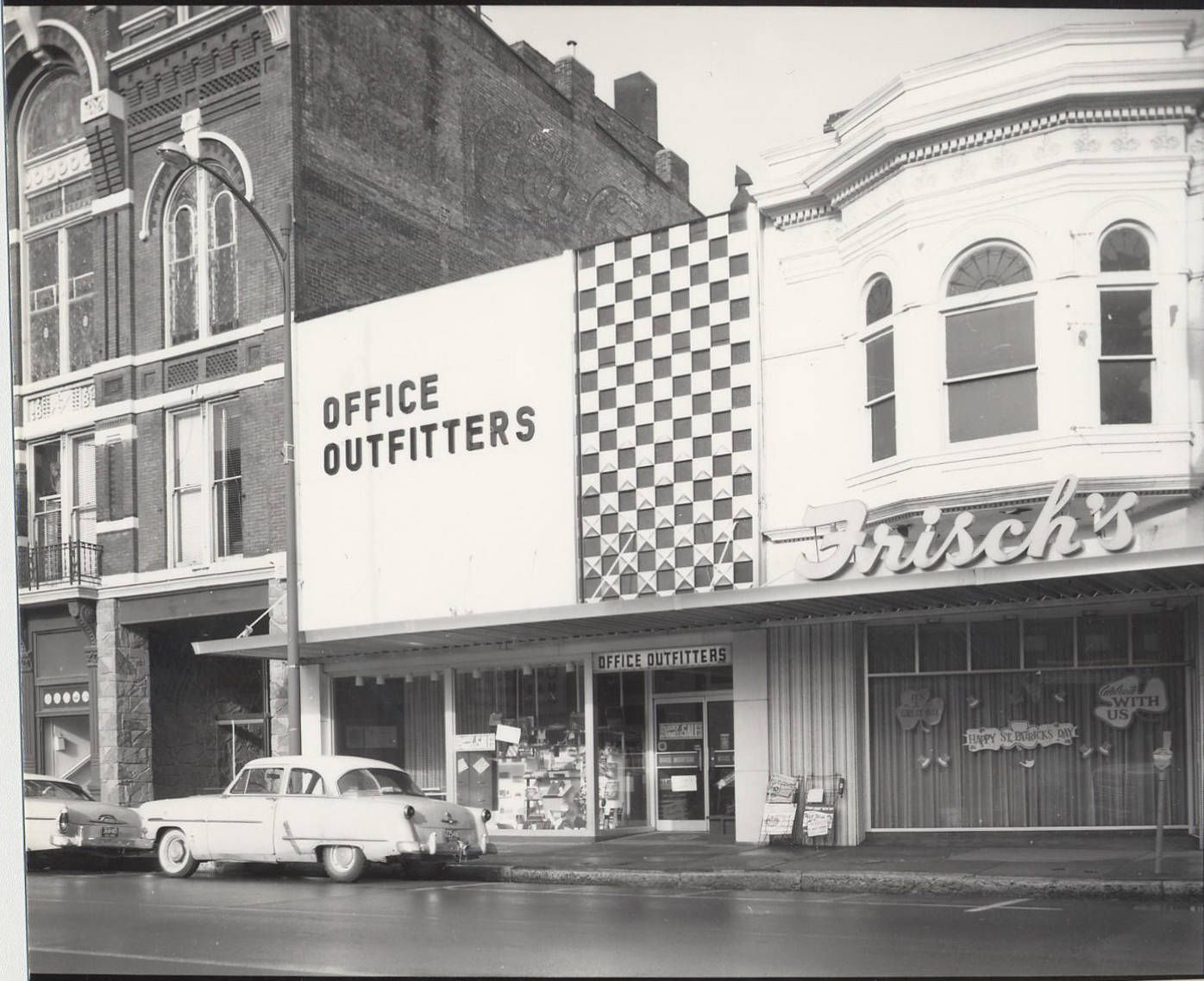 1962 Yearbook Frischs Office Outers Main St Middletown Ohio