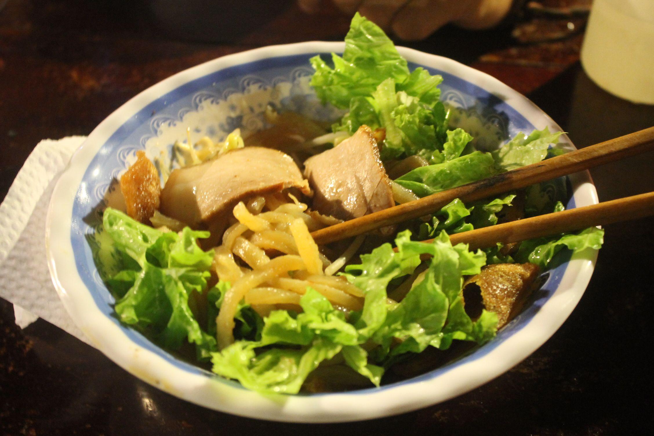 Cau Lao de Hoi An, delicioso