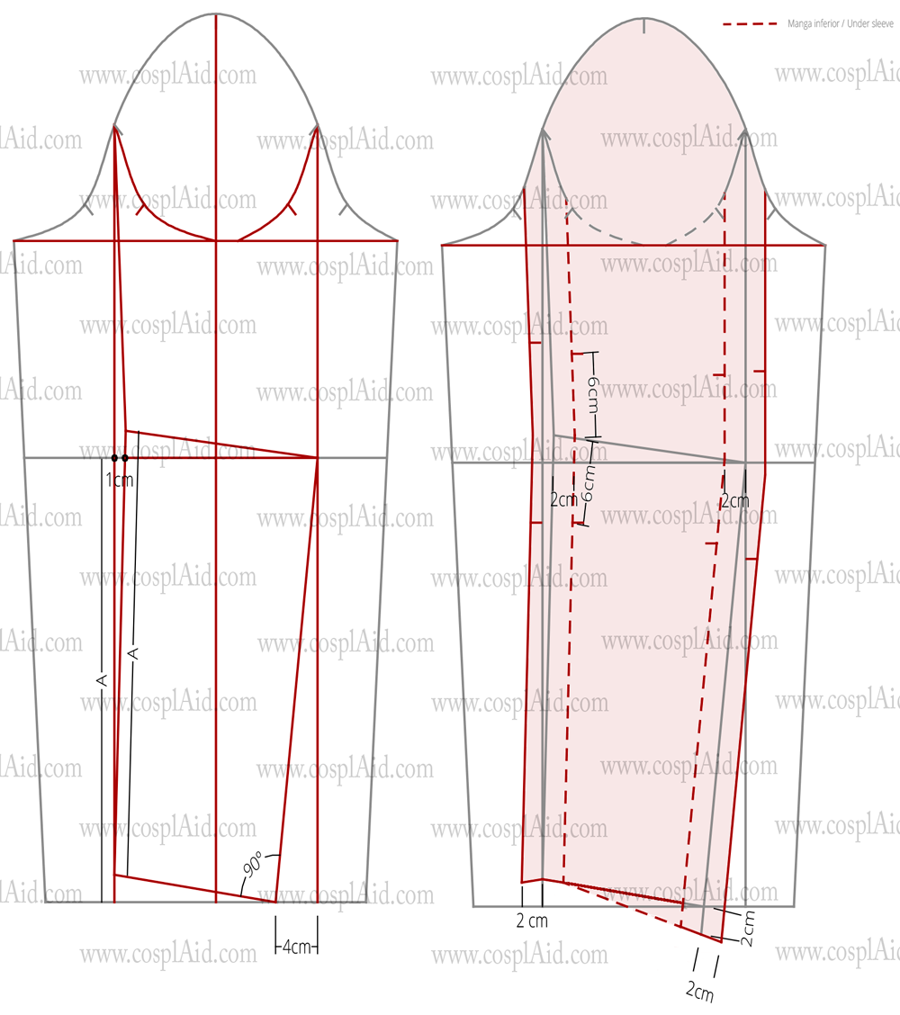 Pattern, Tailored Fashion, Cosplay