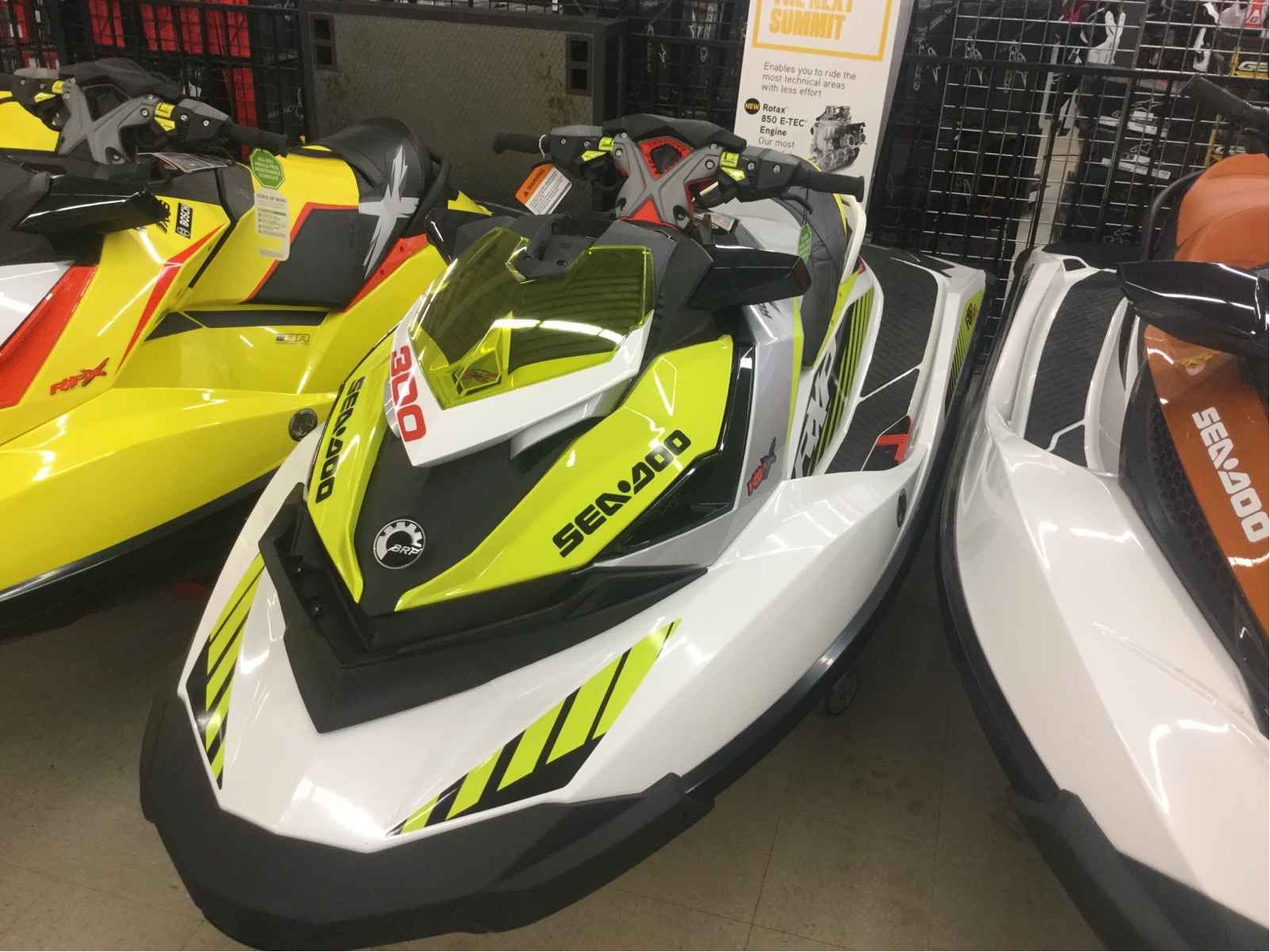 New 2016 Sea Doo Bombar r RXP X 300 Jet Skis For Sale in Nevada NV