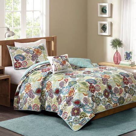 7d7b9aa27fe9523ca7170ad89de542e0 - Better Homes And Gardens Indigo Paisley Comforter Set